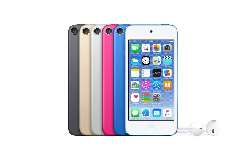 Apple iPod touch 6Gen 128GB (Product) Red (MKWW2)