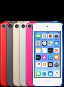 Apple iPodtouch 7Gen 128GB Silver (MVJ52) - фото 1