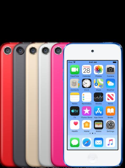 Apple iPodtouch 7Gen 128GB Silver (MVJ52)