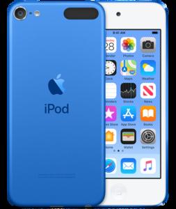 Apple iPodtouch 7Gen 128GB Blue (MVJ32)