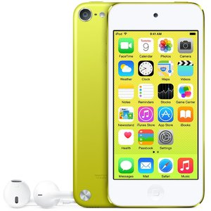 Apple iPod touch 5Gen 32GB Yellow (MD714) - фото 0