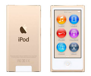 Apple iPod nano 7Gen 16GB Gold (MKMX2) 2015