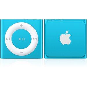 Apple iPod shuffle 4Gen 2GB Blue (MD775) - фото 2