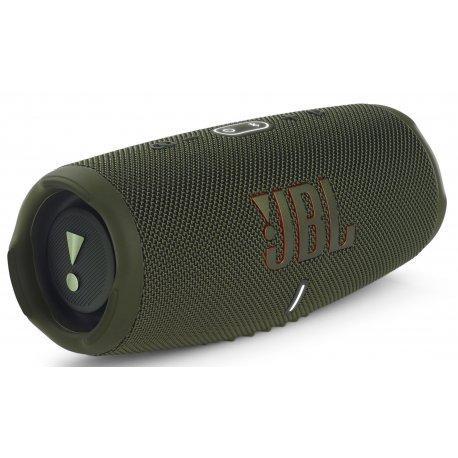 Портативная колонка JBL Charge 5 Green (JBLCHARGE5GRN)