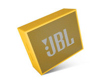 Портативная колонка JBL GO - Yellow (JBLGOYEL)