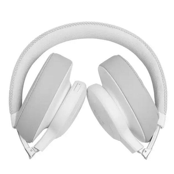 Наушники с микрофоном JBL LIVE 500 BT White (JBLLIVE500BTWHT)
