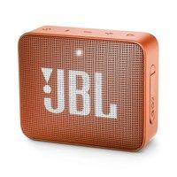 Портативная колонка - JBL GO 2 - Coral Orange (JBLGO2ORG)