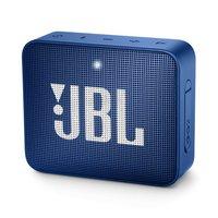 Портативная колонка - JBL GO 2 - Blue (JBLGO2BLU)