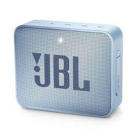 Портативная колонка - JBL GO 2 - Icecube Cyan (JBLGO2CYAN)