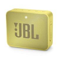 Портативная колонка - JBL GO 2 - Lemonade Yellow (JBLGO2YEL)
