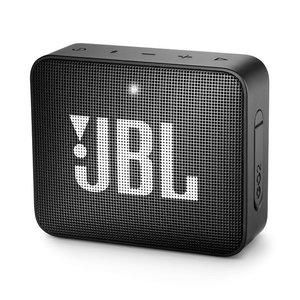 Портативная колонка - JBL GO 2 - Black (JBLGO2BLK)