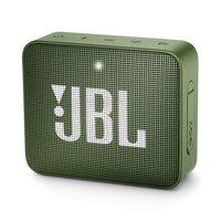 Портативная колонка - JBL GO 2 - Moss Green (JBLGO2GRN)