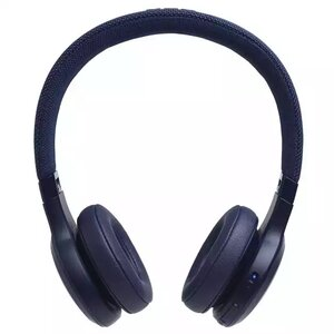 Наушники с микрофоном JBL LIVE 400 BT Blue (JBLLIVE400BTBLU) - фото 1