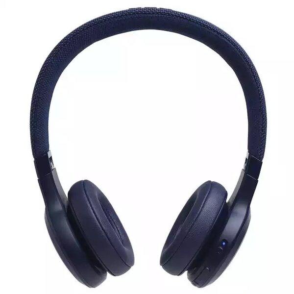 Наушники с микрофоном JBL LIVE 400 BT Blue (JBLLIVE400BTBLU)