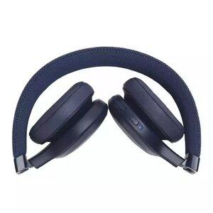 Наушники с микрофоном JBL LIVE 400 BT Blue (JBLLIVE400BTBLU) - фото 4