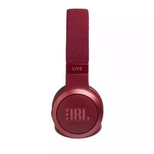 Наушники с микрофоном JBL LIVE 400 BT Red (JBLLIVE400BTREDAM) - фото 2