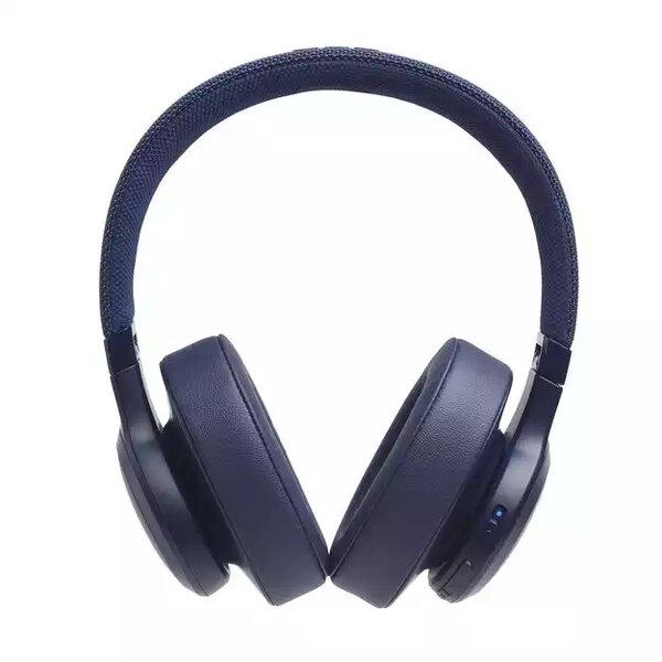 Наушники с микрофоном JBL LIVE 500 BT Blue (JBLLIVE500BTBLU)