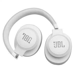 Наушники с микрофоном JBL LIVE 500 BT White (JBLLIVE500BTWHT) - фото 1