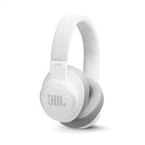 Наушники с микрофоном JBL LIVE 500 BT White (JBLLIVE500BTWHT) - фото 3