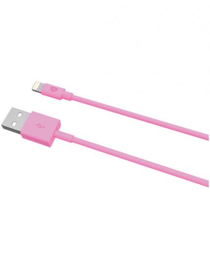 Кабель Griffin Lightning - 1m - Pink (GP-003-PNK)