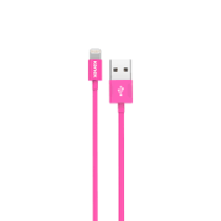 Кабель Kanex SureFit Lightning ChargeSync Cable - 4 ft/1.2 m, Pink (K8PIN4FPK)
