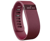 Фитнес часы Fitbit Charge (Large/Burgundy)