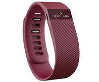 Фитнес часы Fitbit Charge (Large/Burgundy)