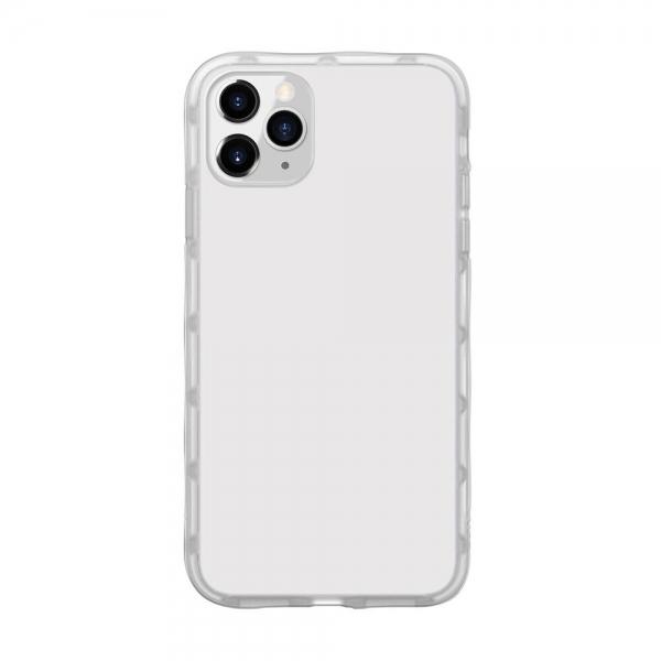 Чехол-накладка для iPhone 12/12 Pro - LAUT CRYSTAL MATTER (IMPKT) TINTED - Polar White (L_IP20M_CM_WT)