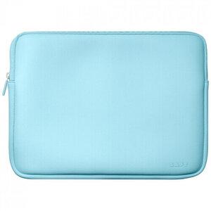 Чехол-папка LAUT HUEX PASTELS SLEEVE for MacBook Air/Pro 13'' Blue (L_MB13_HXP_BL) - фото 1