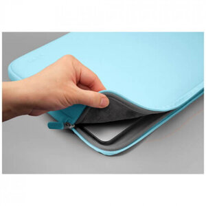 Чехол-папка LAUT HUEX PASTELS SLEEVE for MacBook Air/Pro 13'' Blue (L_MB13_HXP_BL) - фото 2