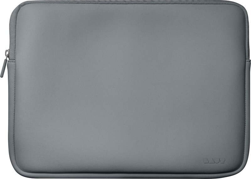 Чехол-папка LAUT HUEX PASTELS SLEEVE for MacBook Air/Pro 13'' Gray (L_MB13_HXP_GY)