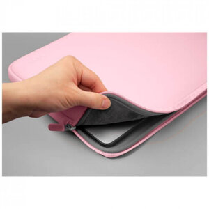 Чехол-папка LAUT HUEX PASTELS SLEEVE for MacBook Air/Pro 13'' Pink (L_MB13_HXP_P) - фото 2