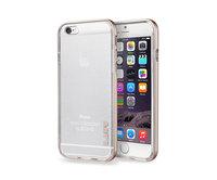 Чехол-накладка для iPhone 6/6s - LAUT Exoframe - Gold (LAUT_IP6_EX_GD)