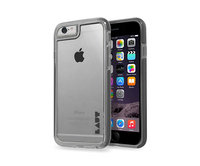 Чехол-накладка для iPhone 6/6s - LAUT Fluro - Black (LAUT_IP6_FR_BK)