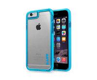 Чехол-накладка для iPhone 6/6s - LAUT Fluro - Blue (LAUT_IP6_FR_BL)