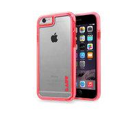 Чехол-накладка для iPhone 6/6s - LAUT Fluro - Pink (LAUT_IP6_FR_P)