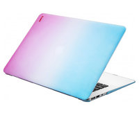 "Чехол-накладка для Macbook Air 13"" - LAUT Huex - Pink/Blue (LAUT_MA13_HX_PBL)"