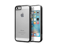 Чехол-накладка для iPhone 5/5s/SE - LAUT Re-Cover - Black (LAUT_IP5SE_RC_BK)