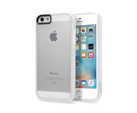 Чехол-накладка для iPhone 5/5s/SE - LAUT Re-Cover - White (LAUT_IP5SE_RC_W)