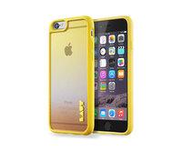 Чехол-накладка для iPhone 6/6s - LAUT Solstice - Yellow (LAUT_IP6_ST_Y)