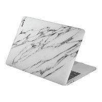 "Чехол дляMacBook Pro 13"" (2016), белый мрамор (LAUT_13MP16_HXE_MW)"