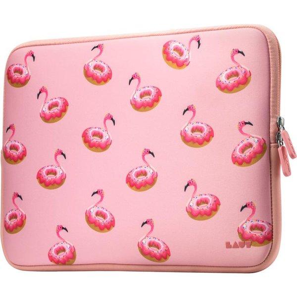 """Чехол-папка для MacBook 13"""" - LAUT Pop Ink - Pink (LAUT_MB13_PI_F)"""