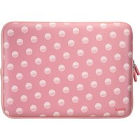 "Чехол-папка дляMacBook 13"" - LAUT Pop - Polka Pink (LAUT_MB13_POP_PK)"
