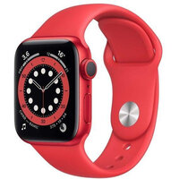 Apple Watch Series 6 LTE 44mm PRODUCT(RED) Aluminum Case with PRODUCT(RED) Sport Band (M07K3)