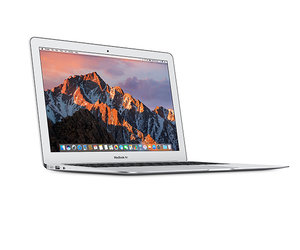 """MacBook Air 13"""" Silver (MQD42) 2017 - фото 2"""