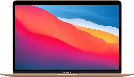 MacBook Air 13 Retina 512Gb Gold (MGNE3) 2020
