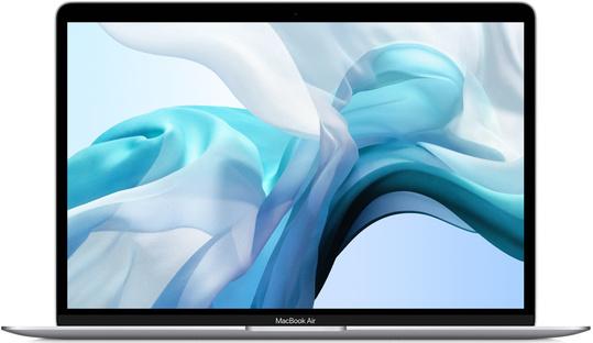 "MacBook Air 13"" Silver 2019 (Z0X40005Y, Z0X300027)"