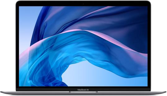 """MacBook Air 13"""" Space Gray (Z0VE000NM) 2018"""