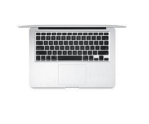 """MacBook Air 13"""" Silver (MQD32) 2017 - фото 2"""