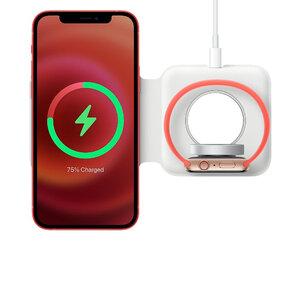 Беспроводное зарядное устройство Apple MagSafe Duo Charger (MHXF3) - фото 4